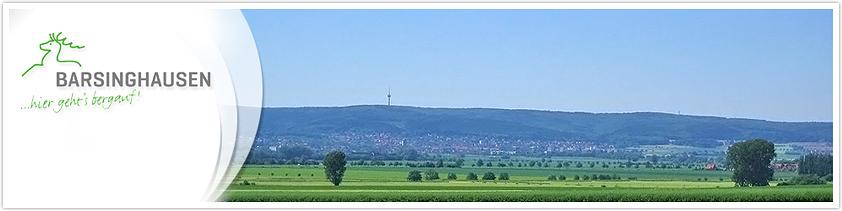 Header-Grafik Stadt Barsinghausen